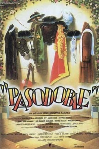 Poster of Pasodoble