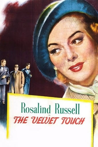 Poster of The Velvet Touch