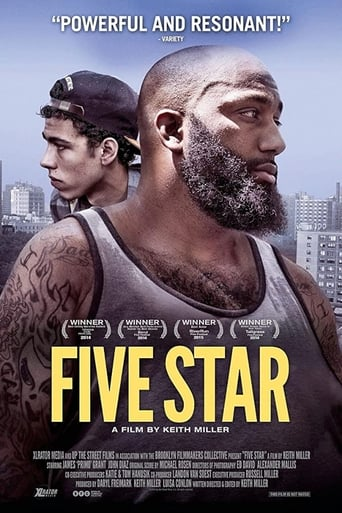 Poster of Five Star