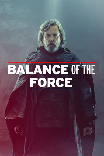 Poster of Balance Of The Force