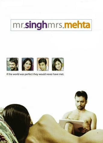 Poster of Mr. Singh Mrs. Mehta