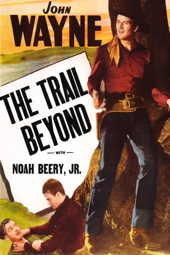 Poster of The Trail Beyond