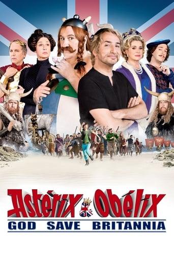 Poster of Asterix & Obelix: God Save Britannia