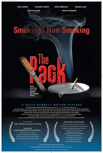 Poster of The Pack