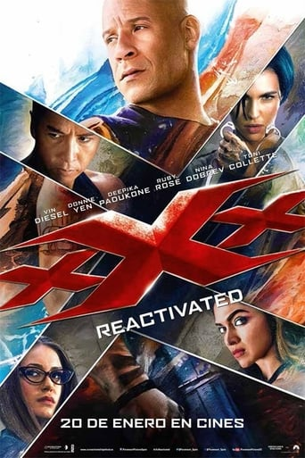 Poster of xXx: Reactivated