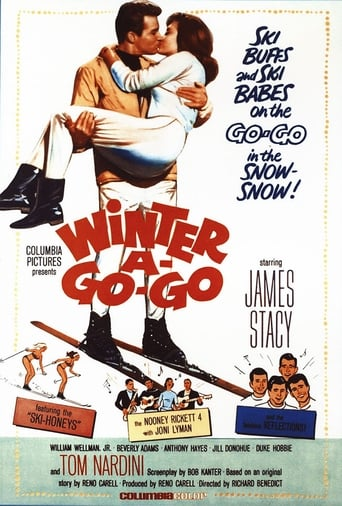 Poster of Winter A-Go-Go