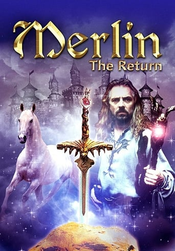 Merlin: The Return Poster