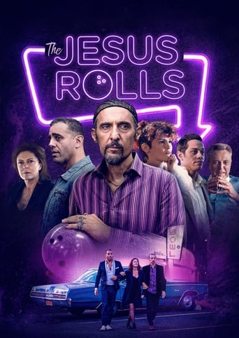 Poster of The Jesus Rolls
