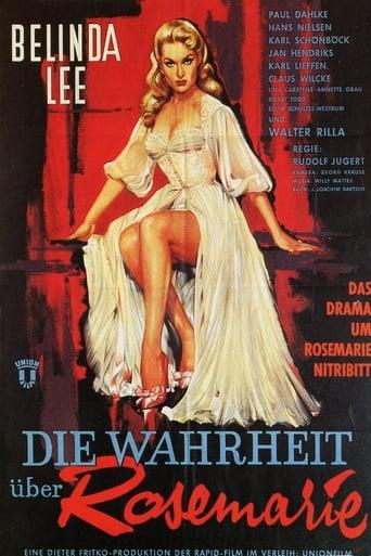 Poster of Die Wahrheit über Rosemarie