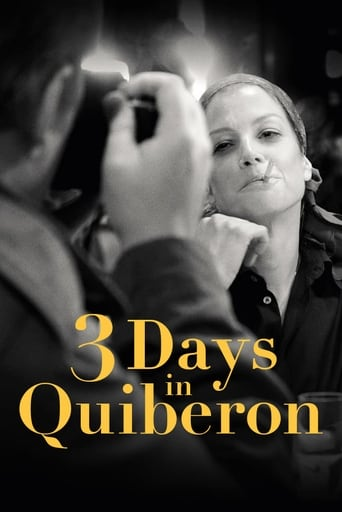 Poster of 3 Days in Quiberon