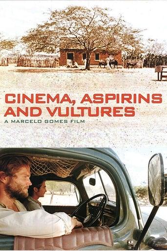 Poster of Cinema, Aspirins and Vultures