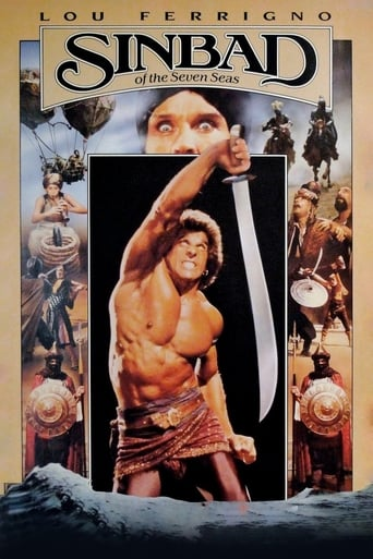 Poster of Sinbad of the Seven Seas