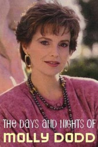 Poster of The Days and Nights of Molly Dodd