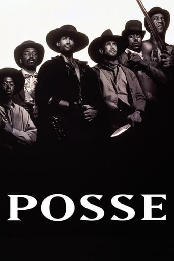 Poster of Posse