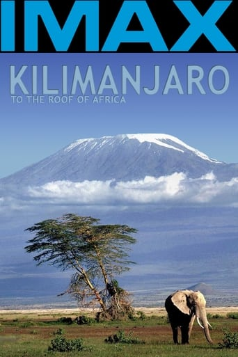 Poster of Kilimanjaro - To the Roof of Africa
