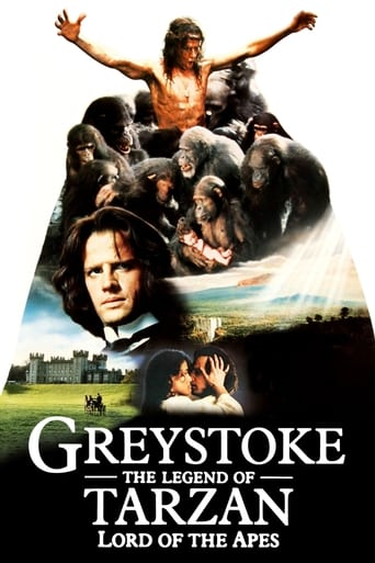 Poster of Greystoke: The Legend of Tarzan, Lord of the Apes