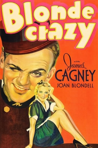 Poster of Blonde Crazy