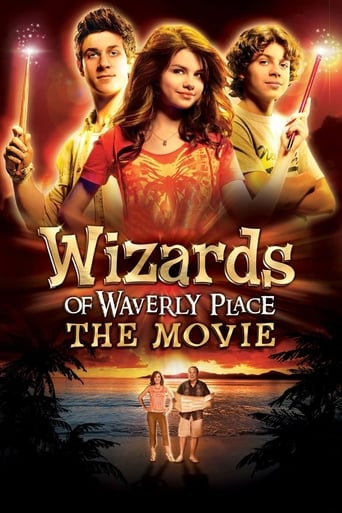 Poster of Wizards of Waverly Place: The Movie