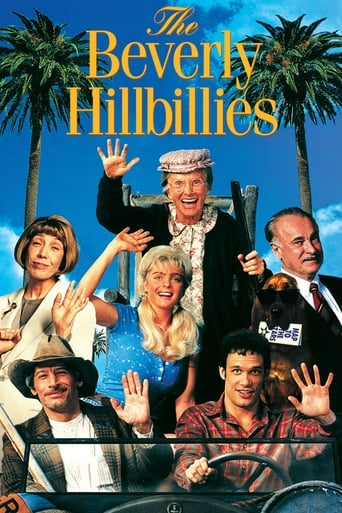 Poster of The Beverly Hillbillies