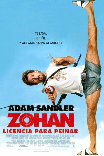 Poster of Zohan: Licencia para peinar
