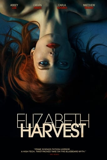 Poster of Elizabeth Harvest