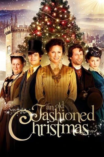 Poster of An Old Fashioned Christmas