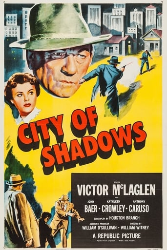 Poster of City of Shadows