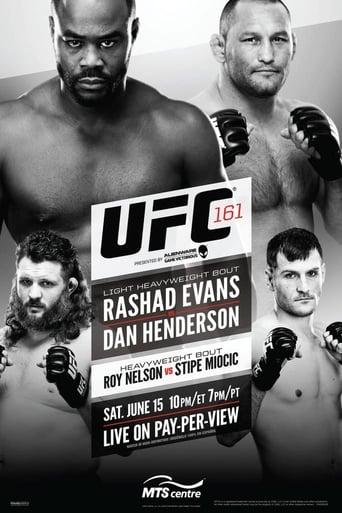 Poster of UFC 161: Evans vs. Henderson