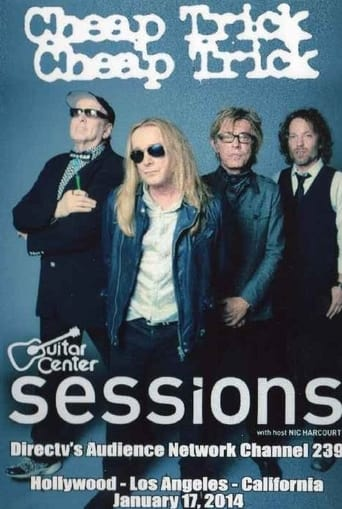 Poster of Cheap Trick: Guitar Center Sessions