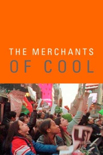 Poster of The Merchants of Cool