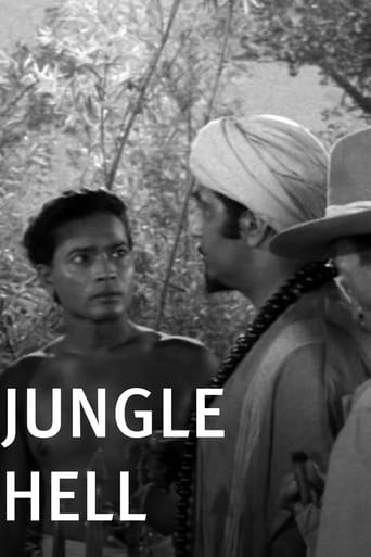Poster of Jungle Hell