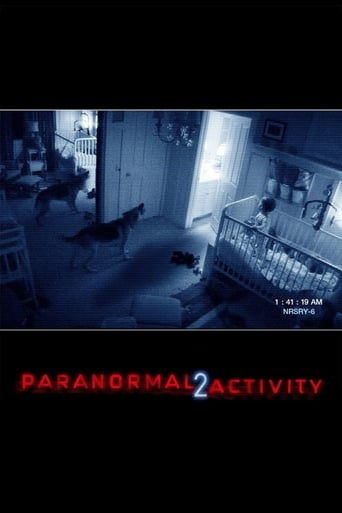 Poster of Paranormal Activity 2