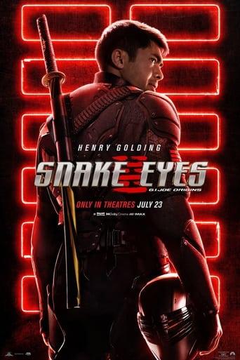 Poster of Snake Eyes: G.I. Joe Origins