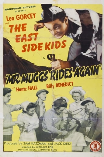 Poster of Mr. Muggs Rides Again