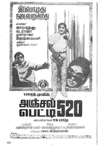 Poster of Anjal Petti 520