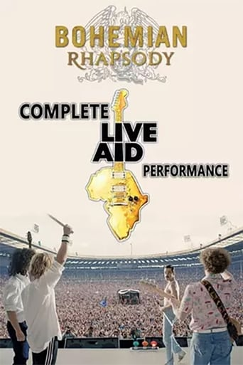 Poster of Bohemian Rhapsody: Recreating Live Aid