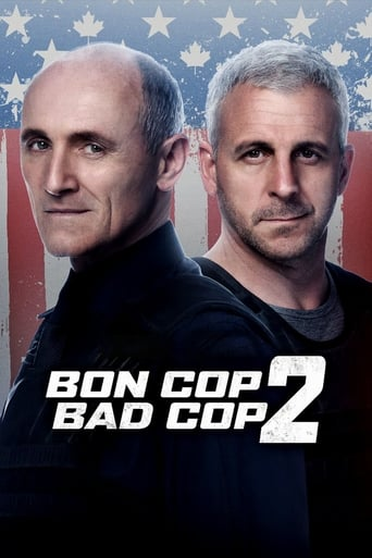 Bon Cop Bad Cop 2 poster