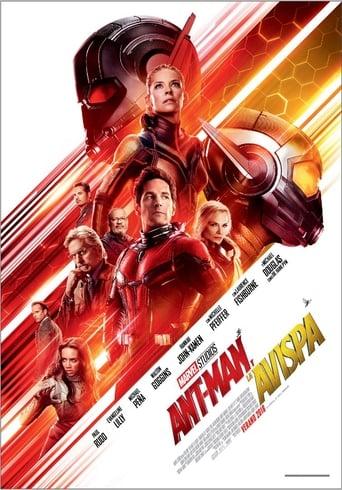 Poster of Ant-Man y la Avispa