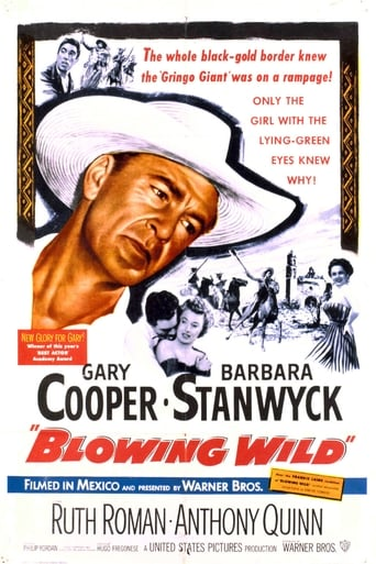 Poster of Blowing Wild
