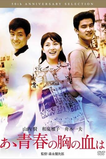 Poster of Aa Seishun no Mune no Chi wa