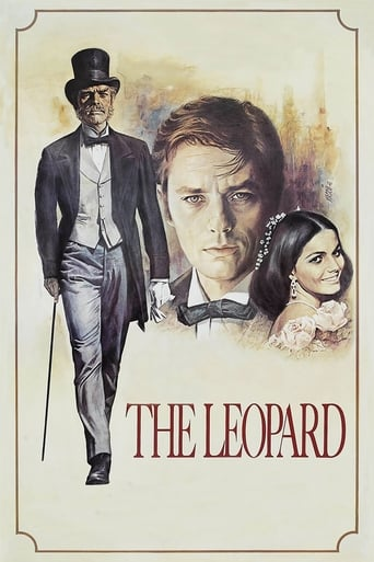 Poster of The Leopard