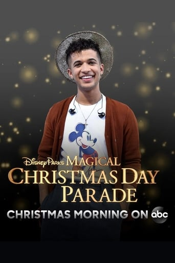 Poster of Disney Parks Magical Christmas Day Parade