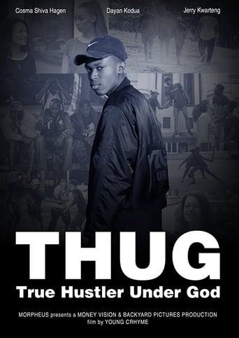 Poster of T.H.U.G. - True Hustler Under God