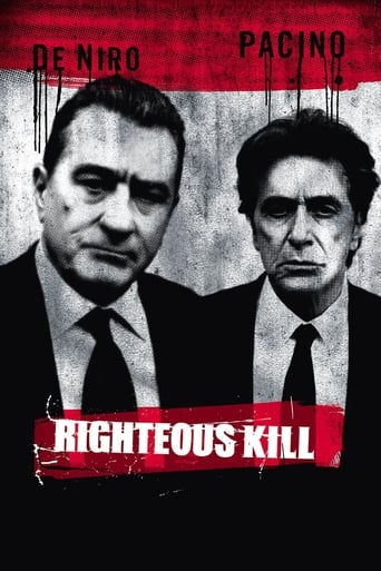 Poster of Righteous Kill