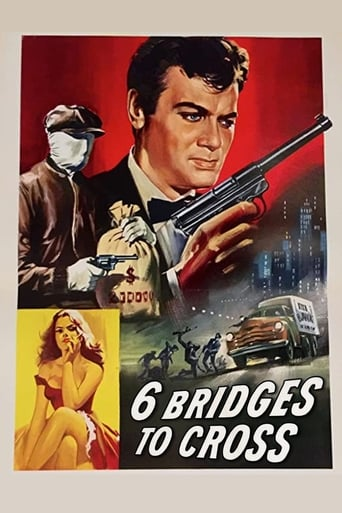 Poster of Six Bridges to Cross