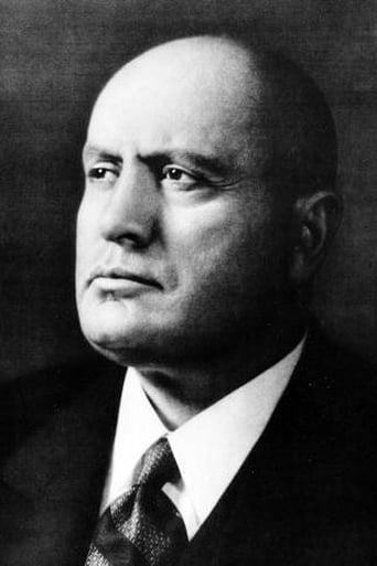 Image of Benito Mussolini