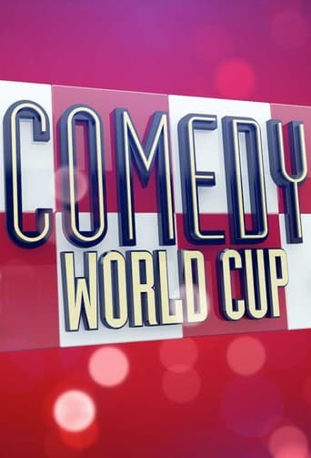 Poster of Comedy World Cup