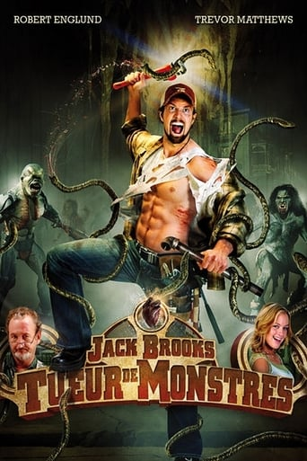 Poster of Jack Brooks : Tueur de monstres