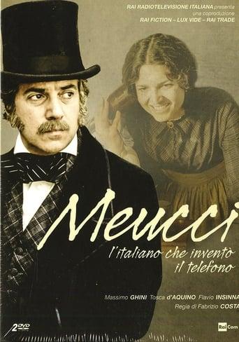 Poster of Meucci - L'italiano che inventò il telefono