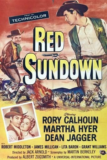 Poster of Red Sundown